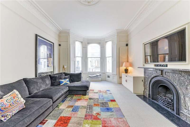 1 Bedroom Flat for sale in Campden Hill Gardens, Kensington, London, W8