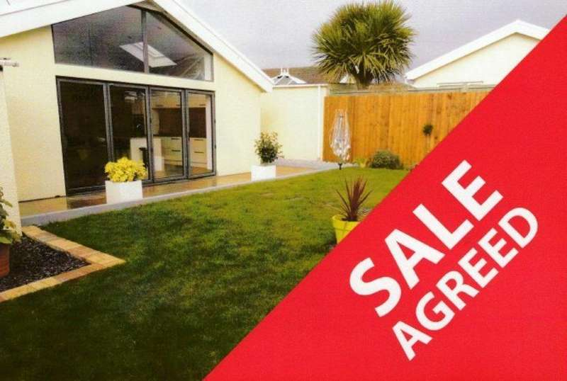 2 Bedrooms Detached Bungalow for sale in SKOKHOLM CLOSE, NOTTAGE, PORTHCAWL, CF36 3QJ