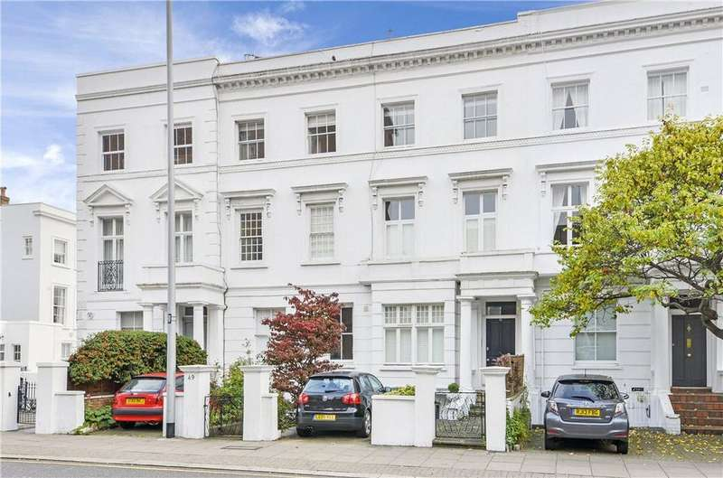 3 Bedrooms Flat for sale in Earls Court Road, Kensington, London, W8