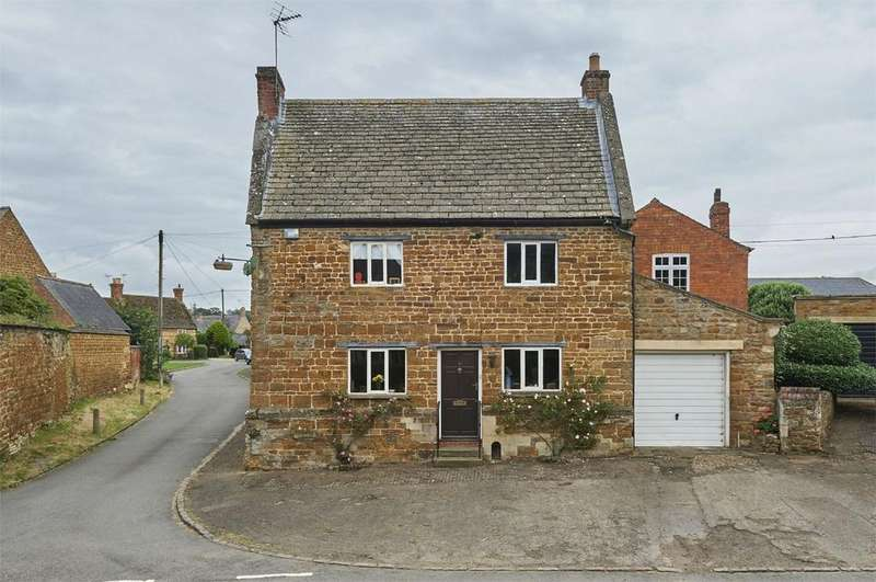 4 Bedrooms Detached House for sale in Main Street, Ashley, Market Harborough, Northamptonshire