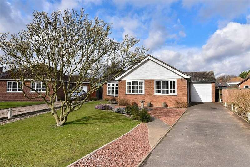 3 Bedrooms Detached Bungalow for sale in Glebe Way, Sutterton, Boston, Lincolnshire