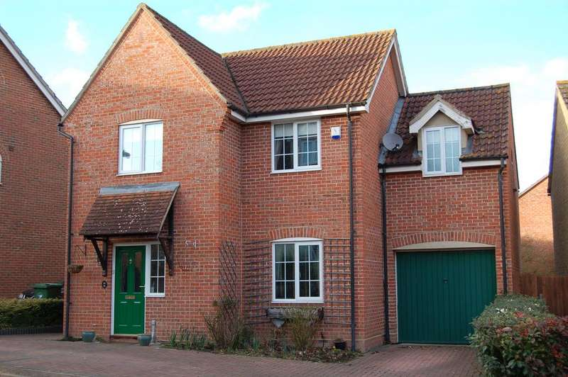 3 Bedrooms Detached House for sale in Heywood Lane, Great Dunmow CM6