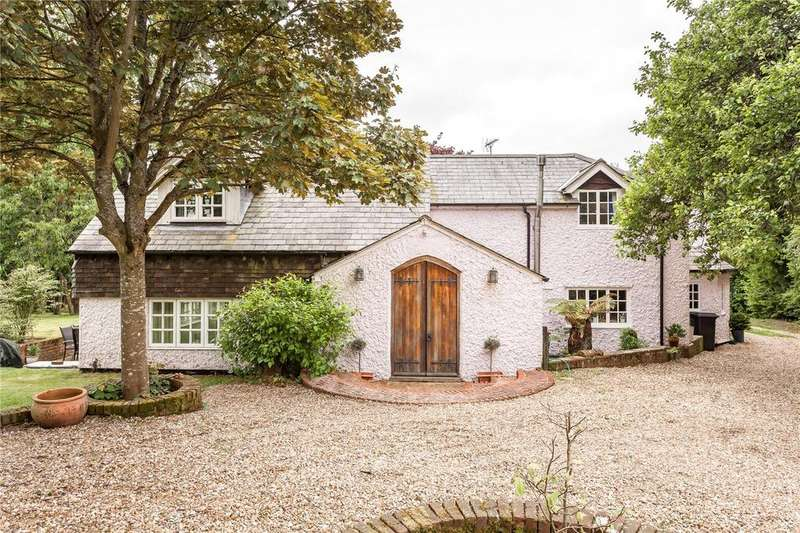 6 Bedrooms Detached House for sale in Cheriton, Hampshire, SO24