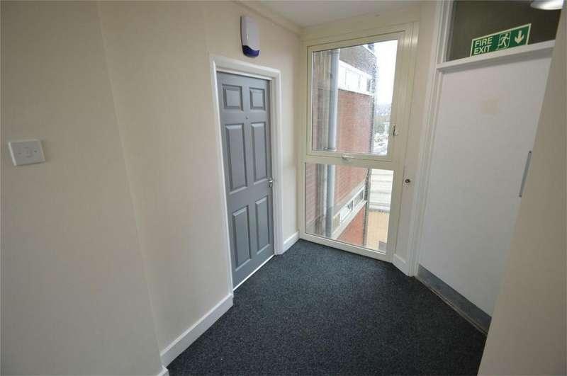 2 Bedrooms Flat for sale in Medusa House, St Johns Road, STOURBRIDGE, West Midlands