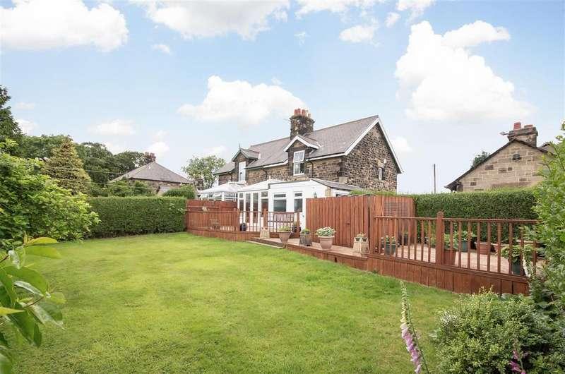 3 Bedrooms Semi Detached House for sale in Brunton Lane, Gosforth, Newcastle upon Tyne NE13