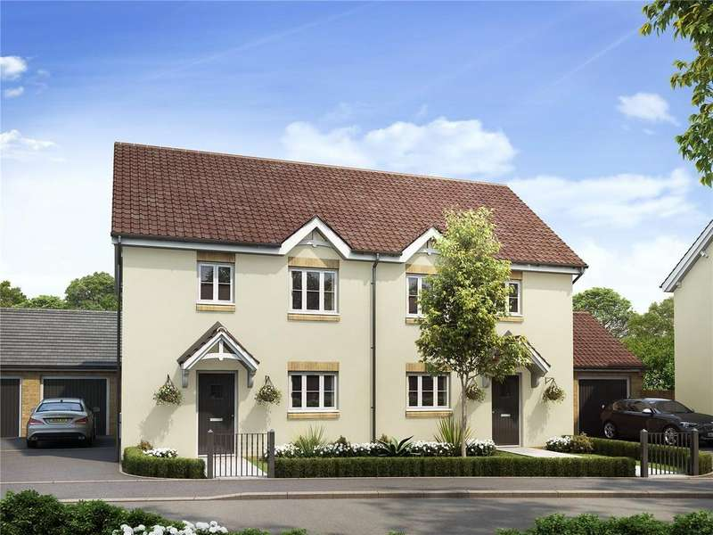 3 Bedrooms House for sale in Larkfleet Rise, Hyde Lane, Creech St Michael, Somerset, TA3