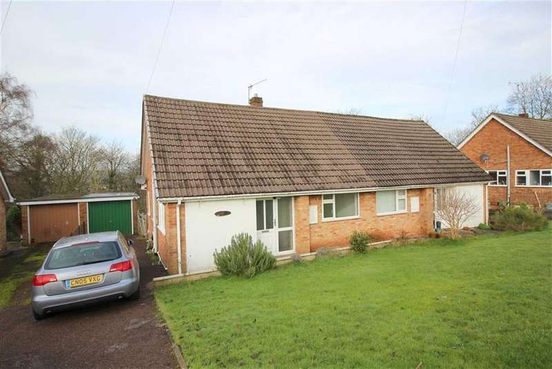 2 Bedrooms Bungalow for sale in Greenlands Close, Monmouth