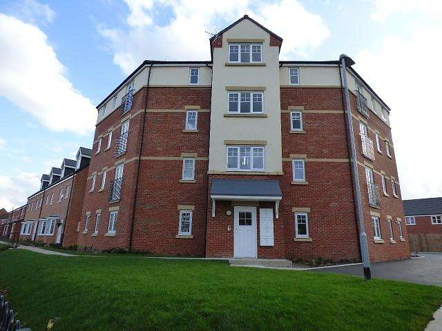 2 Bedrooms Flat for sale in Abney Mews, Riverside Point, Warrington