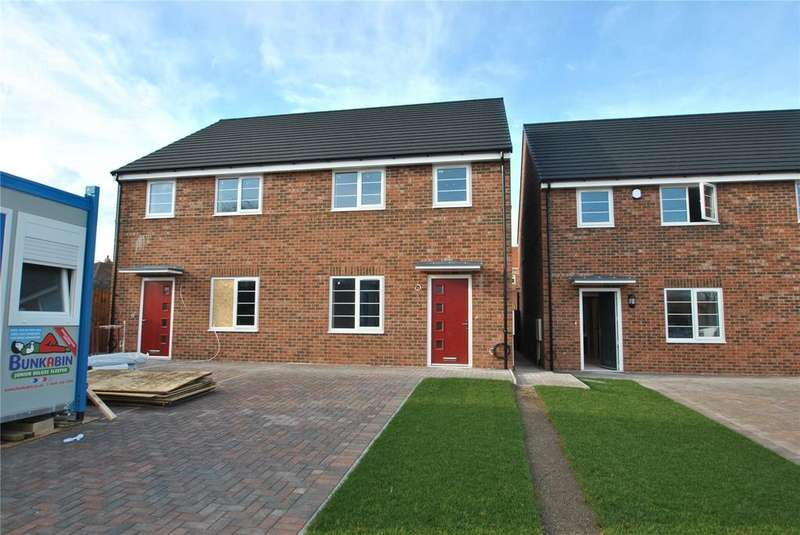 3 Bedrooms Semi Detached House for sale in Number Two, Lady Milbanke Mews, Seaham, Co.Durham, SR7