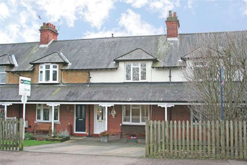 3 Bedrooms Terraced House for sale in Hill End Lane, St. Albans, Hertfordshire