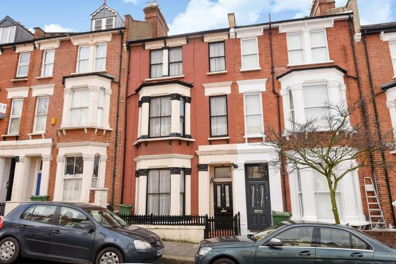 5 Bedrooms Terraced House for sale in Cotleigh Road, West Hampstead, NW6