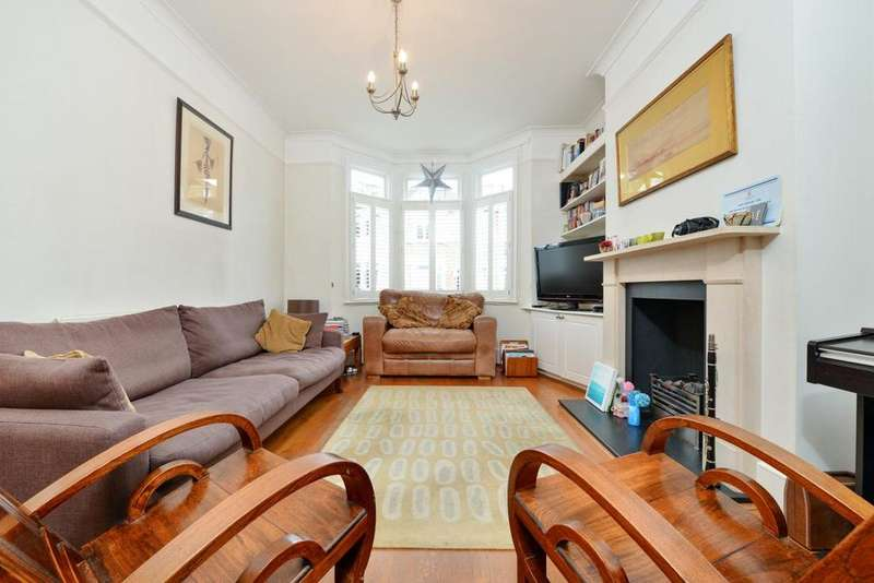 4 Bedrooms Semi Detached House for sale in Muncaster Road, Battersea, SW11