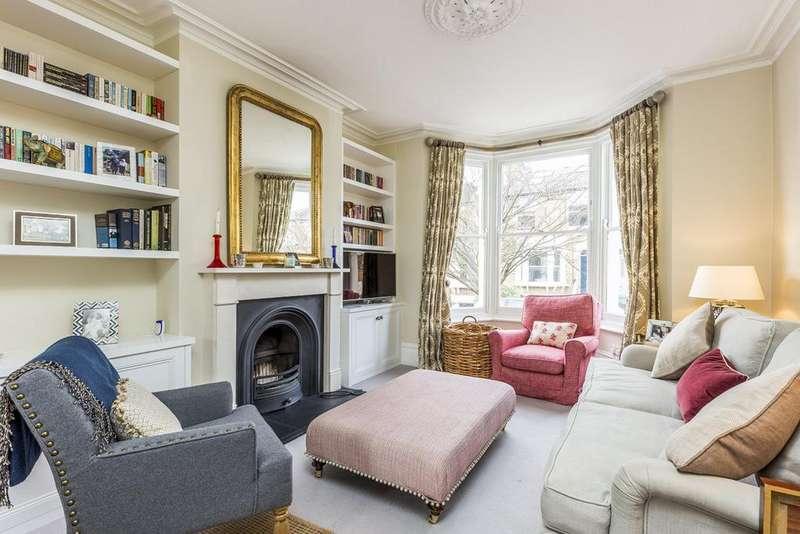 3 Bedrooms Maisonette Flat for sale in Tabor Road, London, W6
