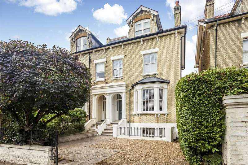 4 Bedrooms Semi Detached House for sale in Crescent Road, Kingston upon Thames, Surrey, KT2