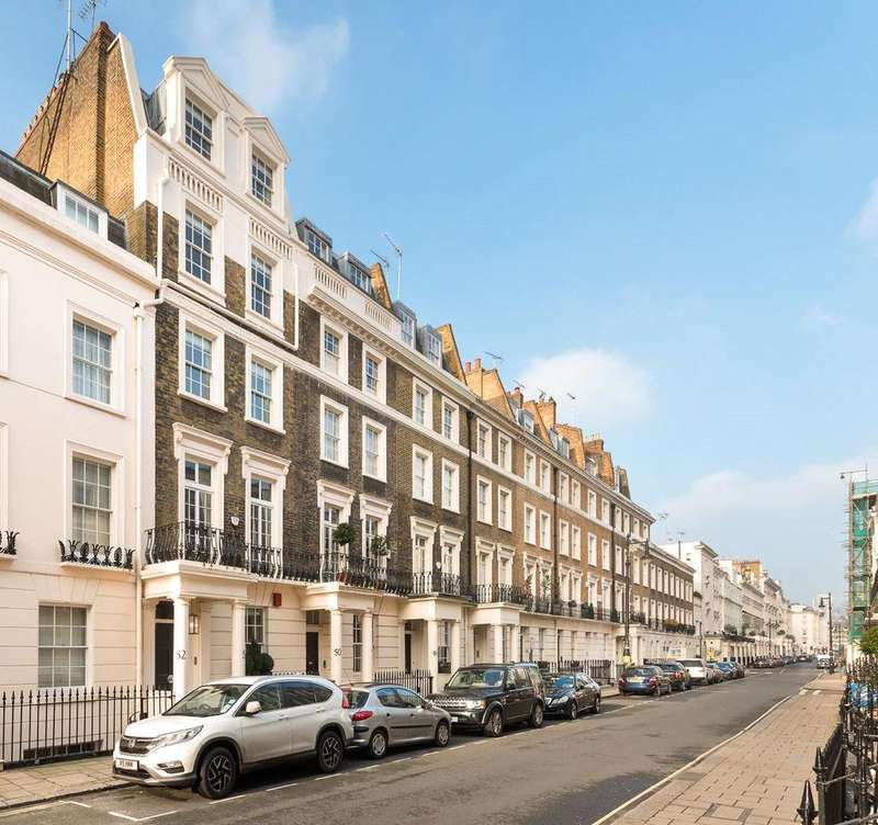 6 Bedrooms Terraced House for sale in South Eaton Place, Belgravia, London, SW1W
