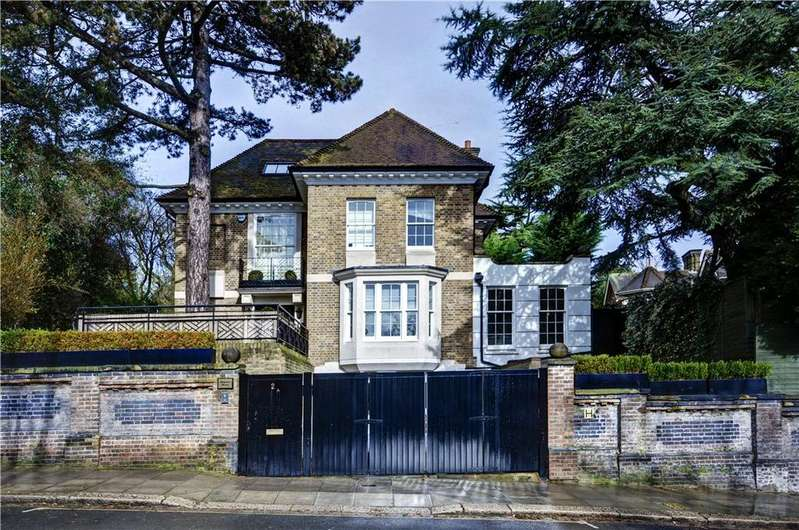 6 Bedrooms Detached House for sale in Redington Road, Hampstead, London, NW3