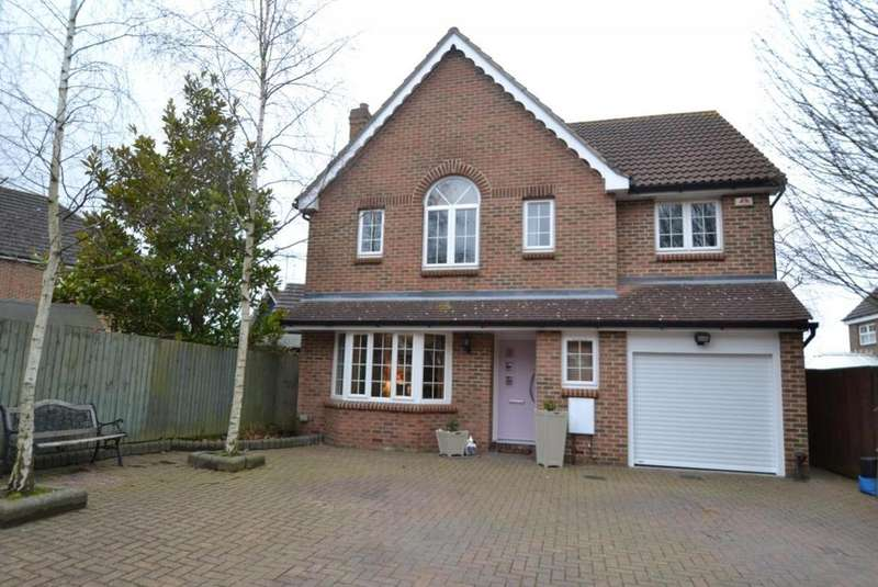 4 Bedrooms Detached House for sale in Invicta Court, Billericay, Essex, CM12