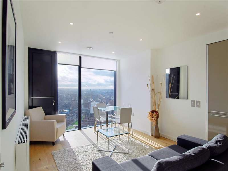 1 Bedroom Flat for sale in Walworth Road, London, Southwark, SE1