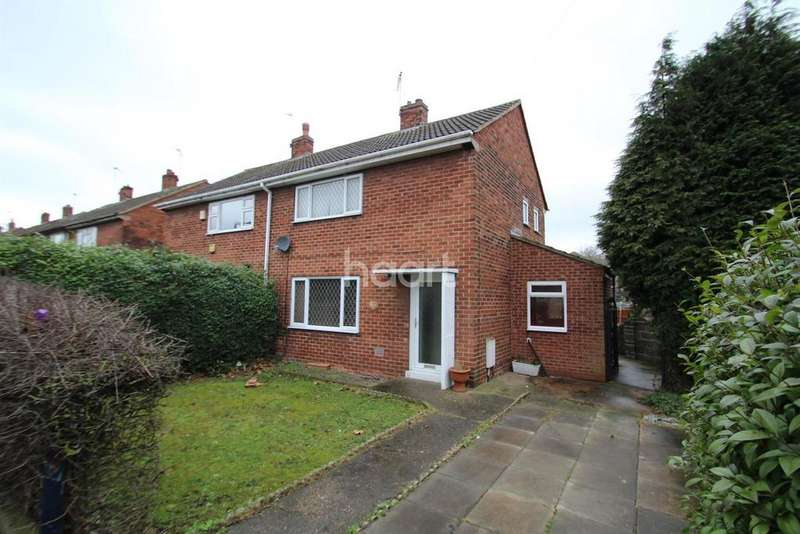2 Bedrooms Semi Detached House for sale in Stainforth , Doncaster