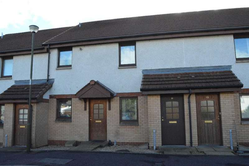 2 Bedrooms Flat for sale in Gascoigne Court, Falkirk, Falkirk, FK2 7TU