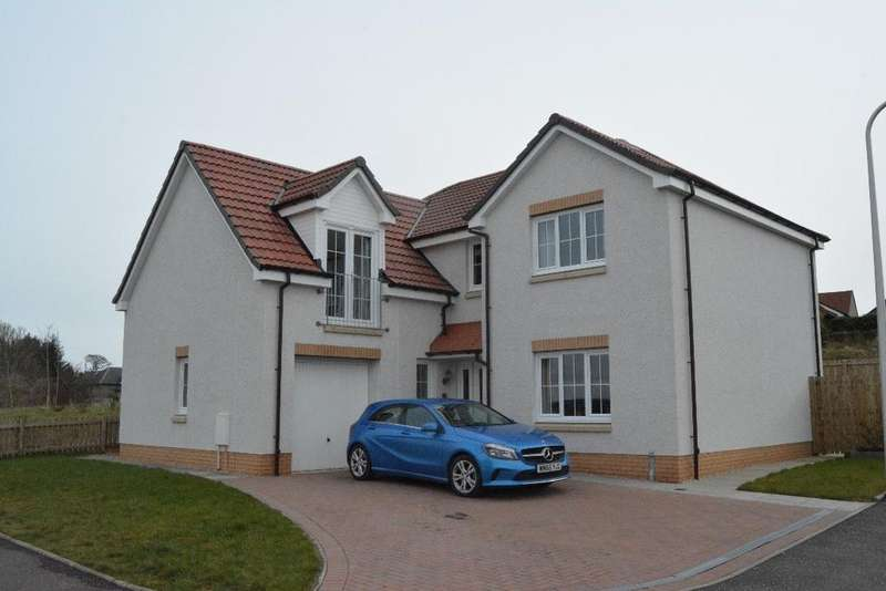 5 Bedrooms Detached House for sale in North Muir Avenue, Reddingmuirhead, Falkirk, FK2 0GS