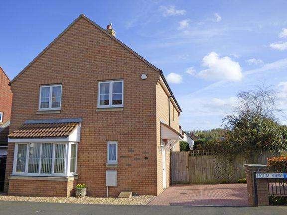 4 Bedrooms Detached House for sale in Watchet