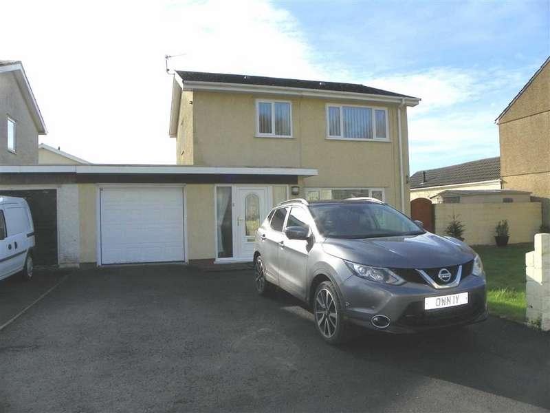 3 Bedrooms Property for sale in Danlan Park, Pembrey, Burry Port