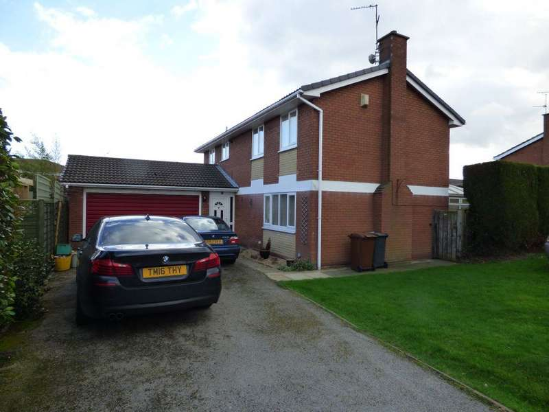 4 Bedrooms Detached House for rent in Bredon Close, Long Eaton NG10 4JU