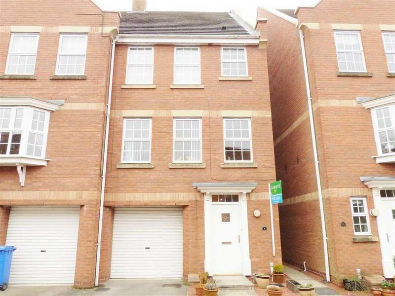 4 Bedrooms End Of Terrace House for sale in Rowley Mews, Pocklington