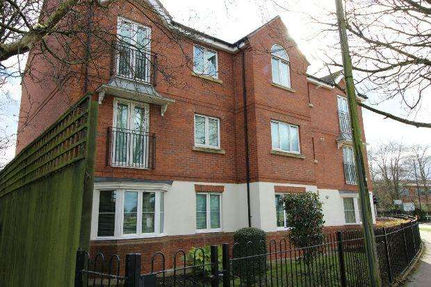 2 Bedrooms Flat for sale in Beltane Court, 5 Brinklow Road, Binley, Coventry