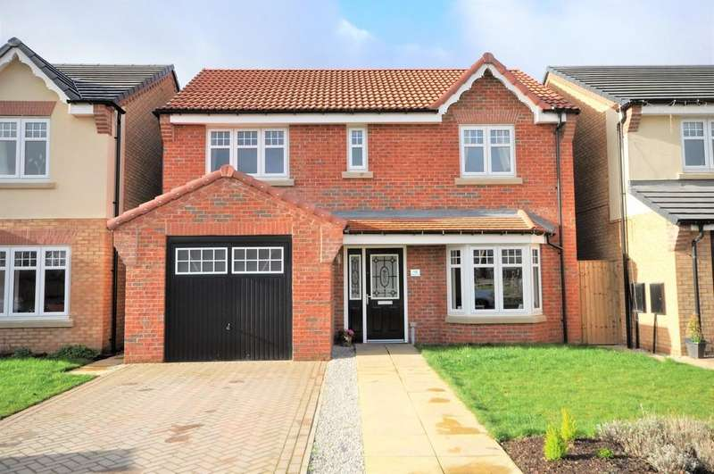 4 Bedrooms Detached House for sale in Millstone Lane, Eggborough