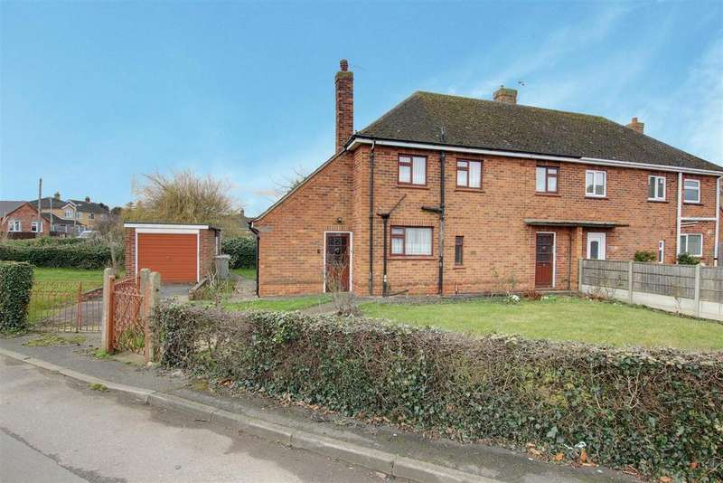 3 Bedrooms Semi Detached House for sale in 36 Parsons Lane, Alford