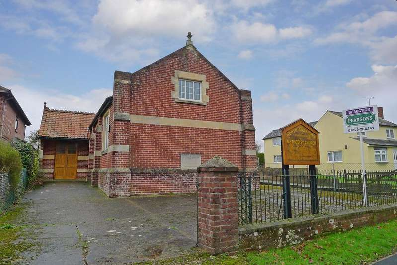 Stone House Character Property for sale in TRAMPERS LANE, NORTH BOARHUNT