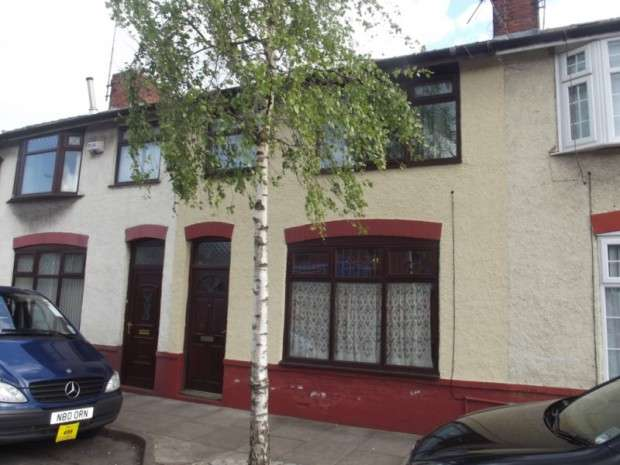 3 Bedrooms Terraced House for sale in Argyll Road, Preston, PR1