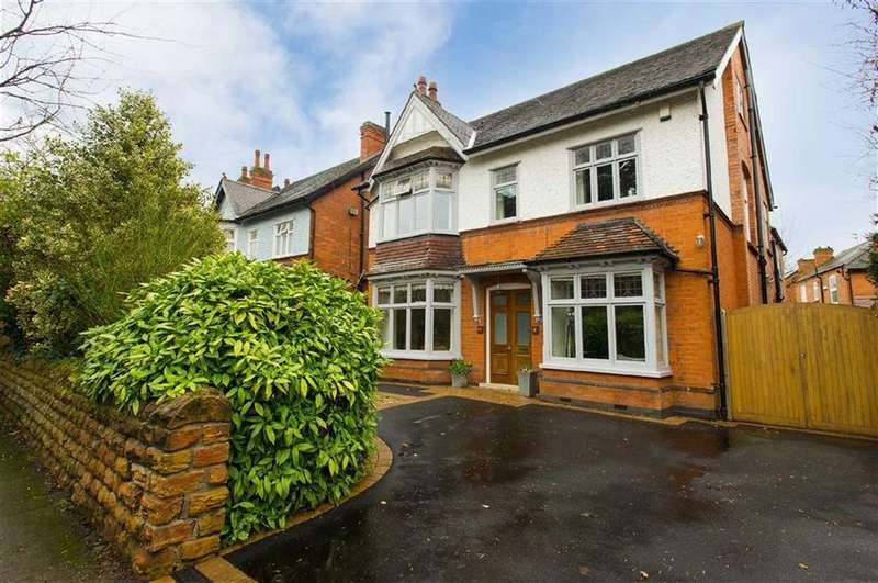 6 Bedrooms Detached House for sale in Musters Road, West Bridgford