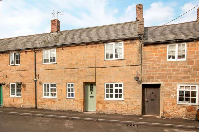3 Bedrooms Terraced House for sale in Bower Hinton, Martock, Somerset