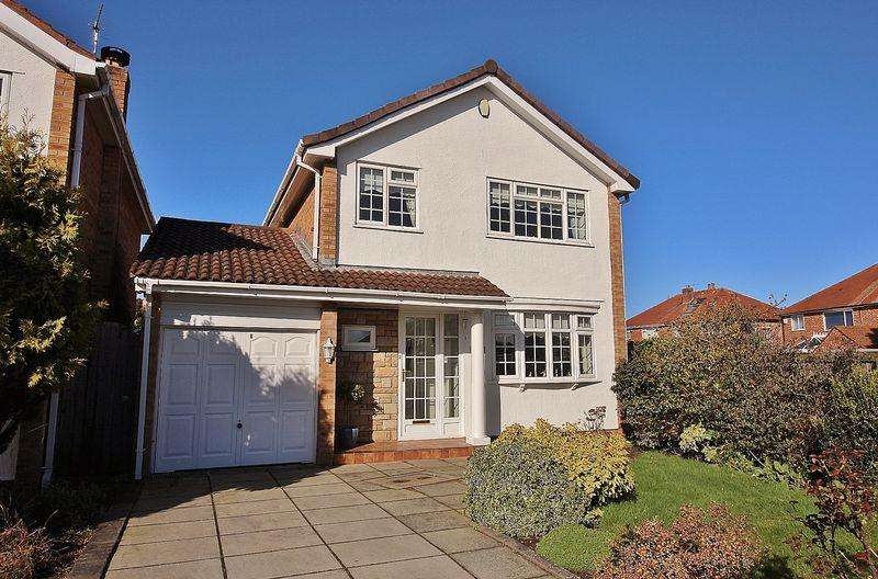 3 Bedrooms Detached House for sale in Frailey Close, Ainsdale
