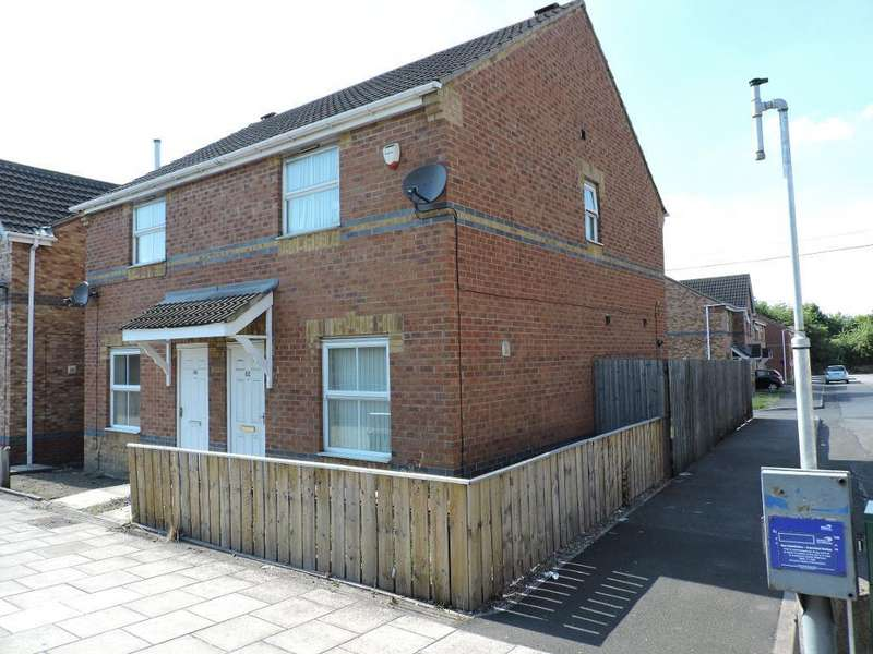 2 Bedrooms Semi Detached House for sale in Lobley Hill Road, Gateshead, Tyne Wear, NE8 4YJ