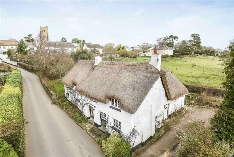 5 Bedrooms Detached House for sale in Dunsford, Exeter, Devon, EX6