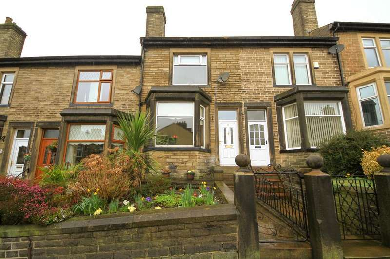 4 Bedrooms Terraced House for sale in Langroyd Road, Colne BB8