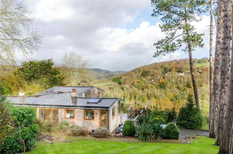 4 Bedrooms Detached House for sale in Off Crowe Hill, Limpley Stoke, Bath, BA2