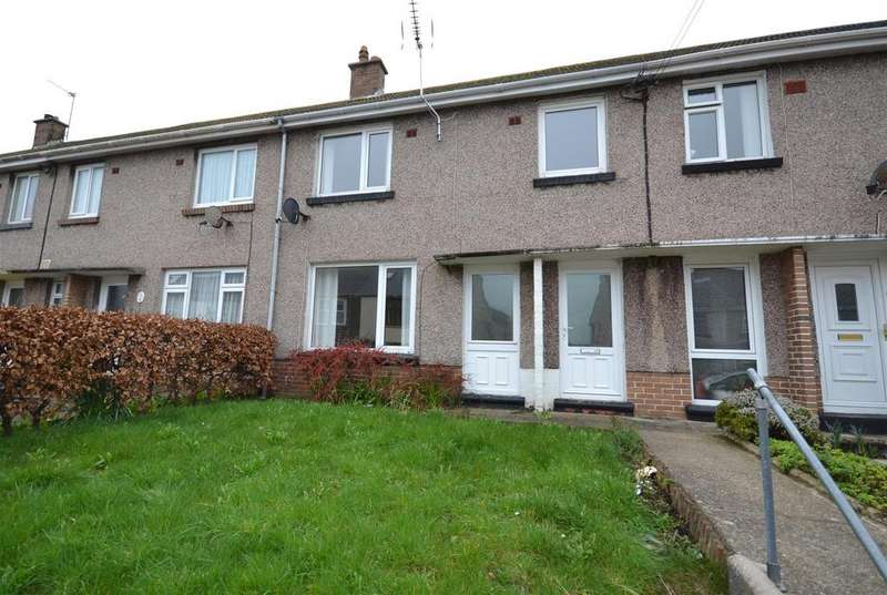 3 Bedrooms Terraced House for sale in Milford Haven