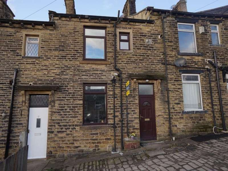 2 Bedrooms Terraced House for sale in Chapel Terrace, Thornton