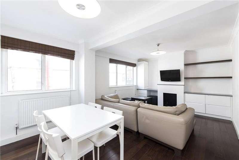 1 Bedroom Flat for sale in Bolton Lodge, Chelsea, London, SW10