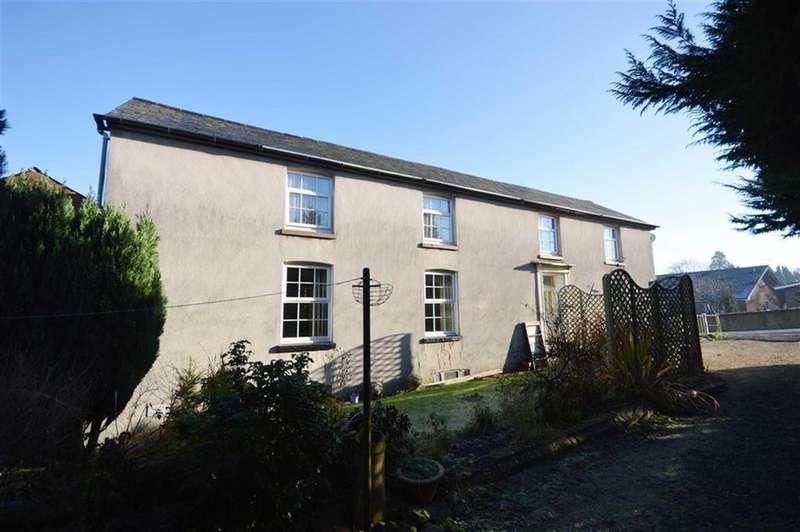 4 Bedrooms Detached House for sale in 22, New Road, Bromyard, HR7