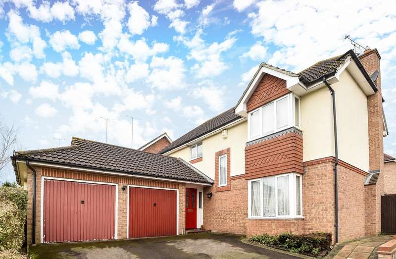 4 Bedrooms Detached House for sale in Spring Shaw Road Orpington BR5