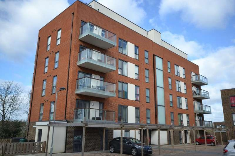 2 Bedrooms Flat for sale in Ridge Place Orpington BR5