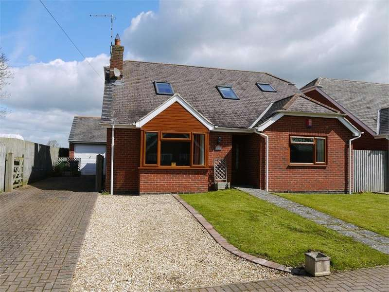 4 Bedrooms Detached Bungalow for sale in Lutterworth Road, North Kilworth, Lutterworth, Leicestershire