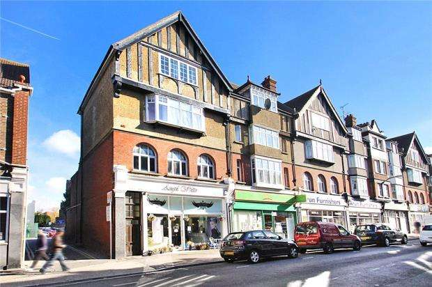 1 Bedroom Apartment Flat for sale in Beach Road, Littlehampton, BN17