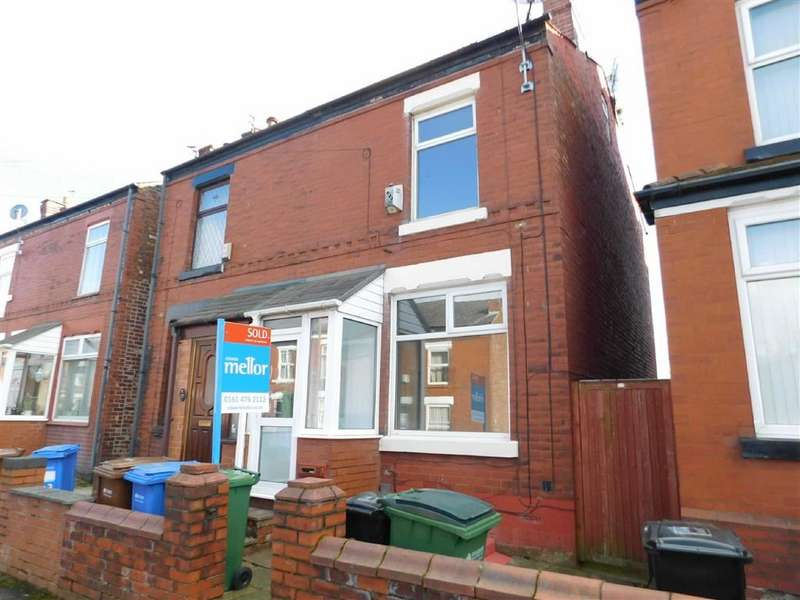 2 Bedrooms Property for sale in Petersburg Road, Edgeley, Stockport